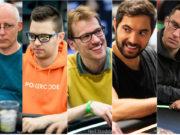 Talal Shakerchi, Matthias Eibinger, Timothy Adams, Christoph Vogelsang e Daniel Dvoress