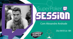 Alexandre Andrade - SuperPoker Session
