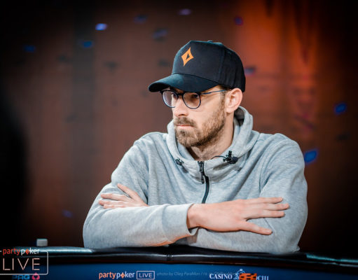 Vicent Bosca - MILLIONS Super High Roller Series