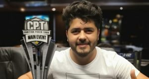 Wesley Loubac - Curitiba Poker Tour