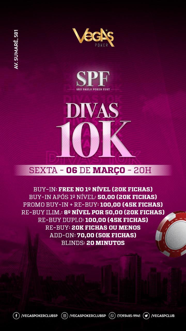 Divas do São Paulo Poker Fest