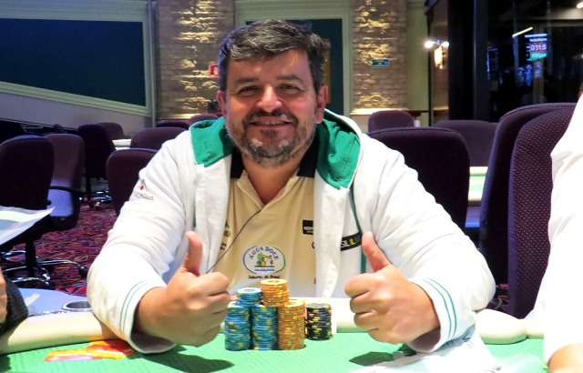 Cassio Souza Vegas Poker Club