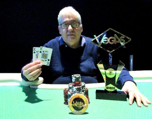 Jose Francisco Vegas