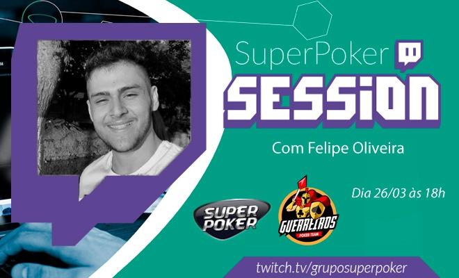 Felipe Oliveira - SuperPoker Session
