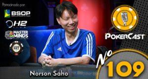 Norson Saho - Pokercast 109