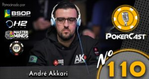 André Akkari no Pokercast 110