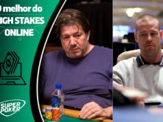 O Melhor do High Stakes Online: David Benyamine vs Patrik Antonius