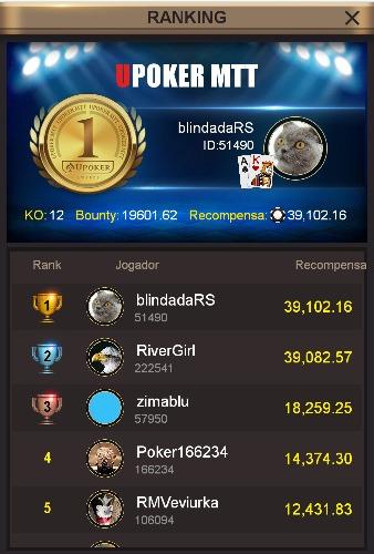 """""""BlindadaRS"""" - Liga Online H2 Brasil"""