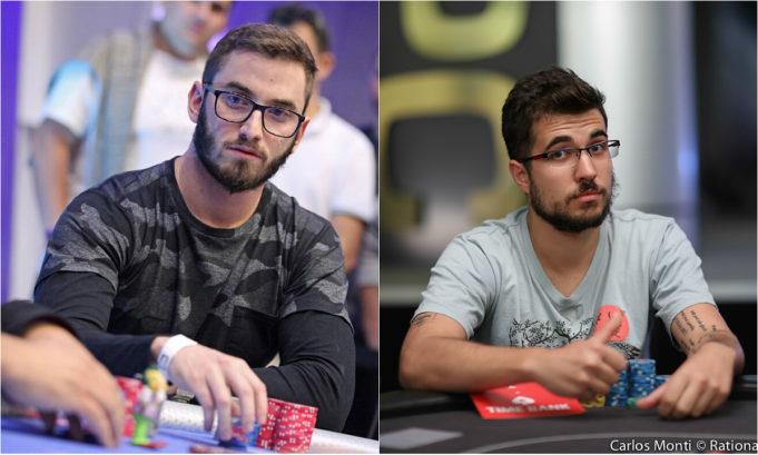 Pedro Garagnani e Victor Begara