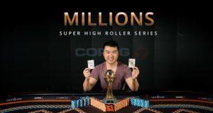 Jiang Xia He - MILLIONS Super High Roller Series Sochi