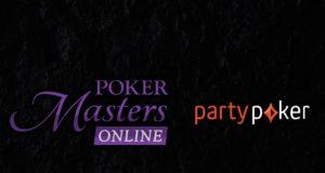 Poker Masters Online no partypoker
