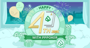 4 anos do PPPoker