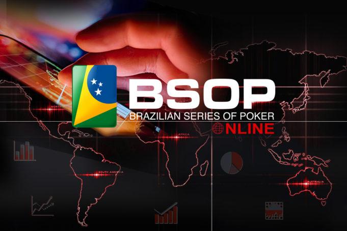 Estatísticas do BSOP Online