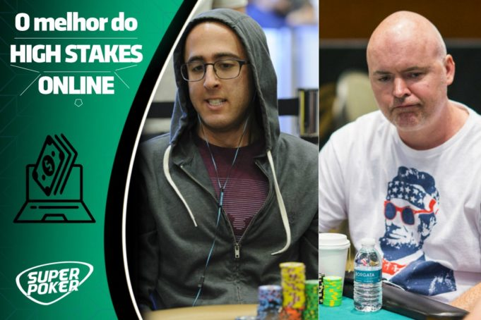O Melhor do High Stakes Online: Jason Rosenkrantz vs John Hennigan