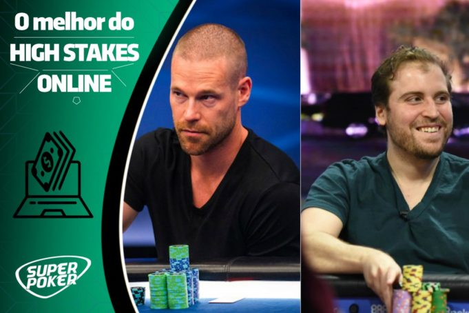 O Melhor do High Stakes Online: Patrik Antonius vs Tom Marchese