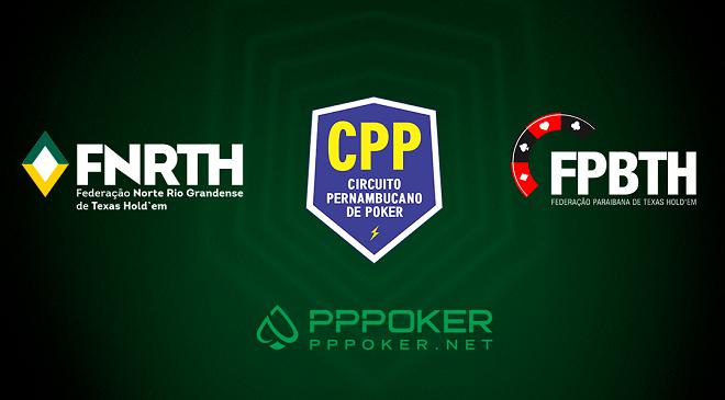 PPPoker - Federações Nordeste