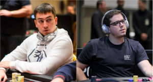 Pavel Plesuv e Brunno Botteon