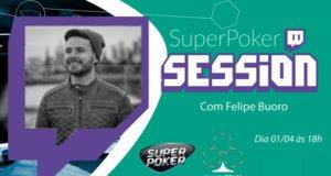 SuperPoker Session com Felipe Buoro
