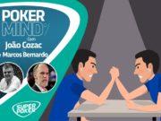 """João Ricardo Cozac: """"A autossabotagem no poker: você está preparado para vencer?"""""""