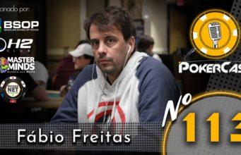 Fábio Freitas - Pokercast 113