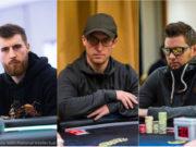 Wiktor Malinowski, Daniel Dvoress e Matthias Eibinger