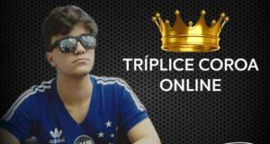 Daniel Araújo - Tríplice Coroa Online