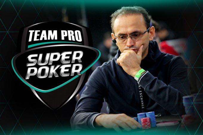 Oderlândio Moura - SuperPoker Team Pro
