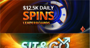 Spins e Sit & Go Leaderboards - partypoker
