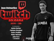 Stream Solidária - Samba Poker Team