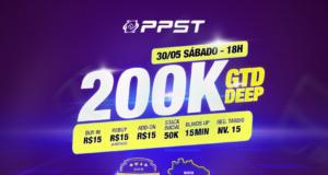 PPST 200K Garantidos - PPPoker