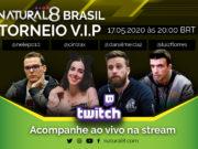 Natural8 VIP Brazil