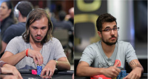 Alessandro Piekazewicz e Victor Begara