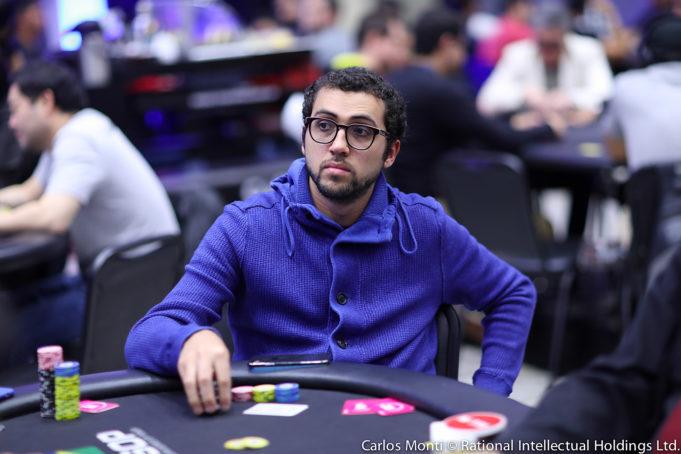 Rafael Moraes - BSOP Winter Millions