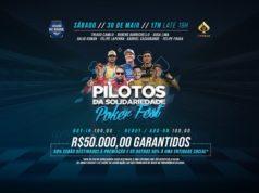 Pilotos da Solidariedade Poker Fest - H2 Online