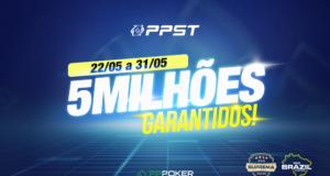 PPST de R$ 5 milhões garantidos - PPPoker