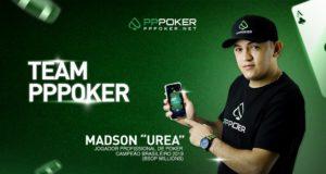 "Madson Moura ""Urea"" - Team PPPoker"