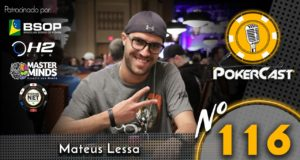 Mateus Lessa - Pokercast 116