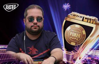 Gustavo Pinto - Campeão Evento #06 - WSOP Super Circuit Online Series