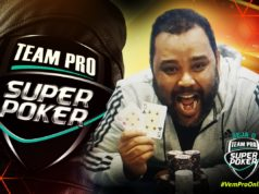 Marcus Lopes - Campeão 5º Torneio SuperPoker Team Pro