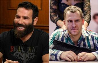 Dan Bilzerian e Daniel Cates
