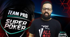 Ricardo Lima - Campeão mês de maio do SuperPoker Team Pro