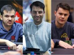 Will Arruda, Enio Bozzano e Gustavo Mastelotto