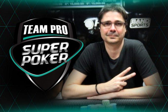 Alexandre Fracari - SuperPoker Team Pro