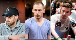 Vicent Bosca, Justin Bonomo e Ludovic Geilich