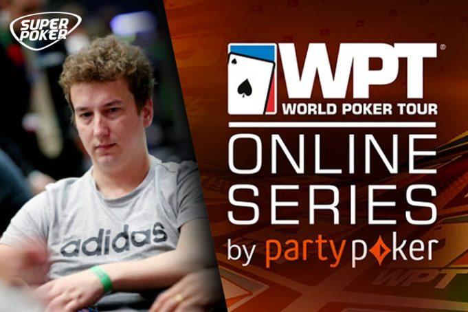 Rafael Eltz - WPT Online Championship