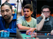 Rodrigo Seiji, Victor Begara e Brunno Botteon