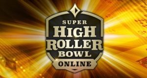Super High Roller Bowl Online - partypoker