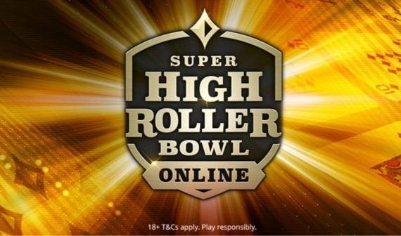 Super High Roller Bowl Online - partypoker