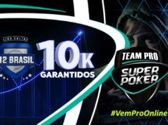 10K Garantidos - SuperPoker Team Pro