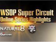 WSOP Circuit Online Series - Natural8